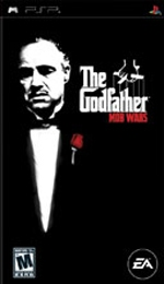 The Godfather: Mob Wars box art