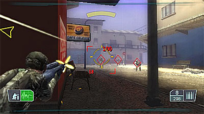 Ghost Recon: Advanced Warfighter 2 screenshot