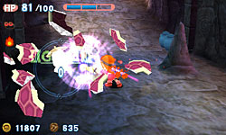 Gurumin: A Monstrous Adventure screenshot