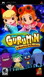Gurumin: A Monstrous Adventure box art