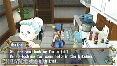 Harvest Moon: Hero of Leaf Valley Review for PlayStation Portable (PSP ...