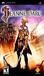 Jeanne D'Arc box art