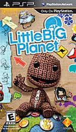 LittleBigPlanet PSP box art