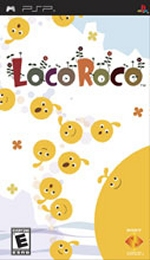 Loco Roco box art