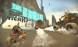 MotorStorm: Arctic Edge screenshot