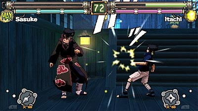 Naruto: Ultimate Ninja Heroes 2: The Phantom Fortress screenshot