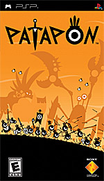 Patapon box art