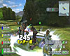 Phantasy Star Portable screenshot - click to enlarge