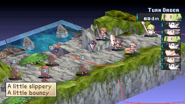 Phantom Brave: The Hermuda Triangle Screenshot