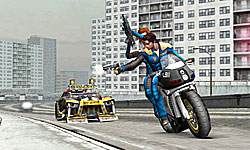 Pursuit Force: Extreme Justice screenshot
