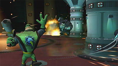 Secret Agent Clank screenshot
