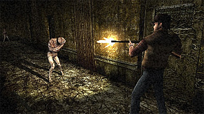 Silent Hill: Origins screenshot