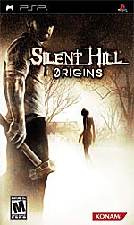 Silent Hill: Origins box art