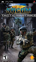 U.S. Navy SEALs Tactical Strike box art