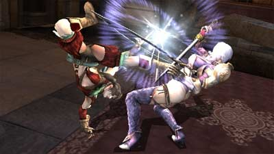 SoulCalibur: Broken Destiny screenshot