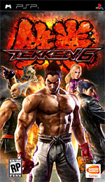 Tekken 6 box art