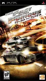 The Fast and The Furious box art
