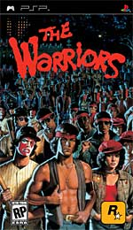 The Warriors box art