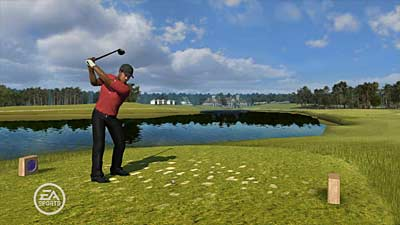Tiger Woods PGA Tour 09 screenshot