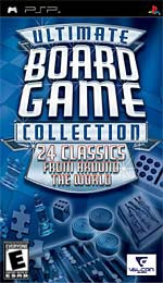 Ultimate Board Game Collection: 24 Classics from Around the World box art