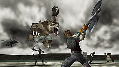 Valhalla Knights 2 screenshot