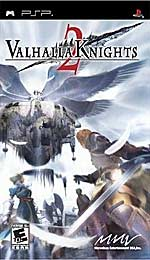 Valhalla Knights 2 box art