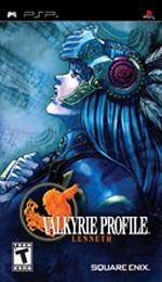 Valkyrie Profile: Lenneth box art