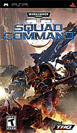 Warhammer 40,000: Squad Command box art