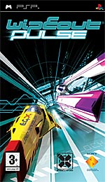 WipEout Pulse box art