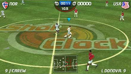 World Tour Soccer 06 screenshot