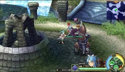Ys Seven screenshot