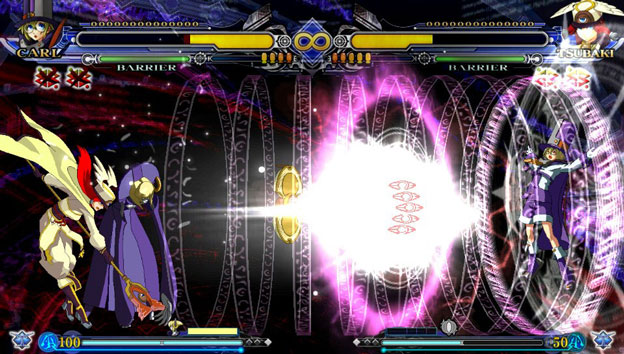 BlazBlue: Continuum Shift II Plus Screenshot
