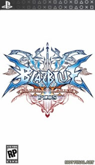 BlazBlue: Continuum Shift II Plus Box Art