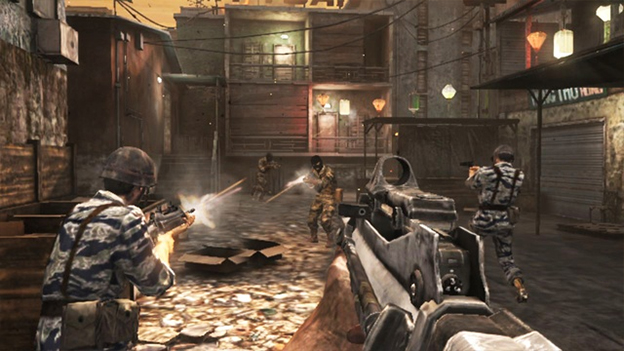 Call of Duty: Black Ops Declassified Screenshot