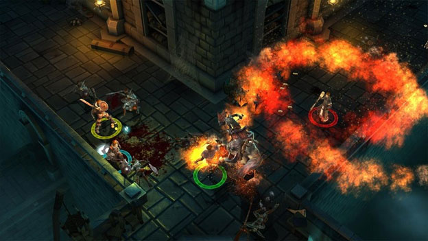 Dungeon Hunter: Alliance Screenshot