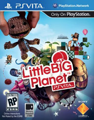 LittleBigPlanet PS Vita Box Art