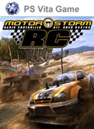 MotorStorm RC Box Art