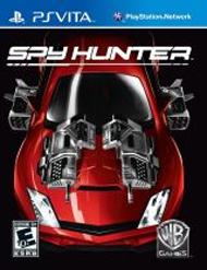 Spy Hunter Box Art