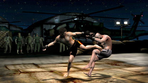 Supremacy MMA: Unrestricted Screenshot