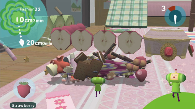 Touch My Katamari Screenshot