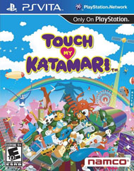 Touch My Katamari Box Art