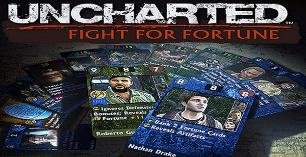 Uncharted: Fight for Fortune Screenshot