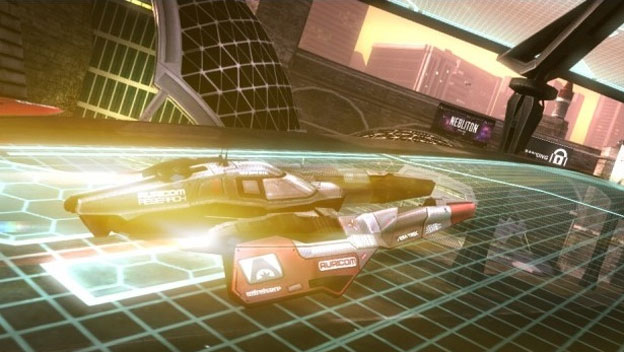 WipEout 2048 Screenshot