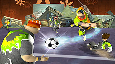 Academy of Champions: Soccer screenshot