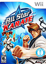 All Star Karate box art