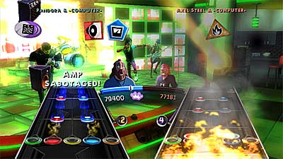 Band Hero screenshot