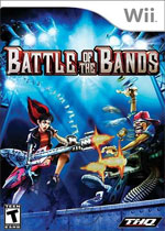 Battle of the Bands box art