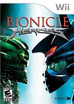 Bionicle Heroes box art