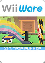 Bit.Trip Runner box art