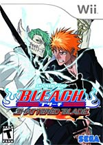 Bleach Shattered Blade box art